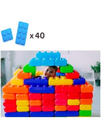 Конструктор пластиковый Mega