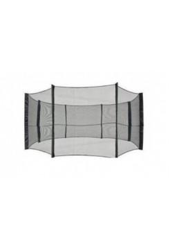 Ткань для сетки батута 366см Kidigo