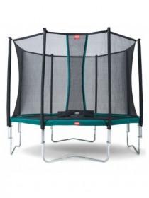 Батут BERG Favorit 330 см с защитной сеткой Comfort