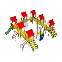 Дитячий комплекс Моє місто