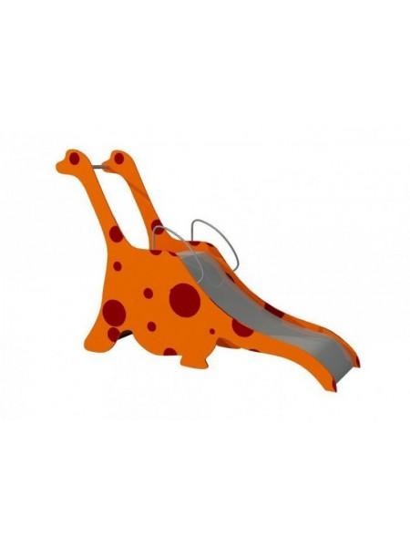 Гірка Жираф, 1м