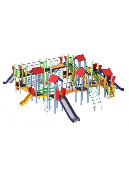 Дитячий комплекс Фортеця