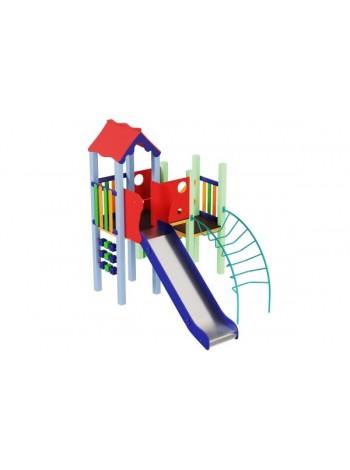 Дитячий комплекс Каченя, висота гірки 1,2 м