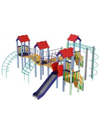Дитячий комплекс Замок