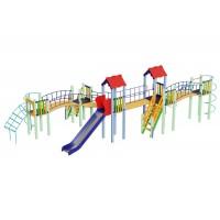 Дитячий комплекс Змійка, висота гірки 1,5 м
