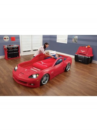 Ліжко машинка Сorvette USA