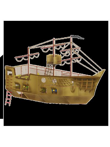 Игровой лабиринт Корабль + Башня