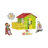 Mochtoys домик с террасой № 05