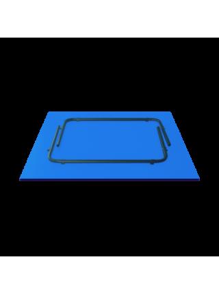 Тенісний стіл GSI-sport Hobby Light Синій Gk-1