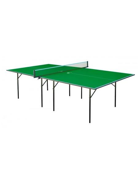 Теннисный стол GSI-Sport Hobby Light Зеленый