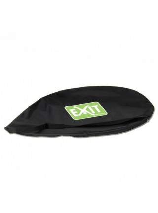 Складные футбольные ворота EXIT Flexx 120x80 см черные (пара)