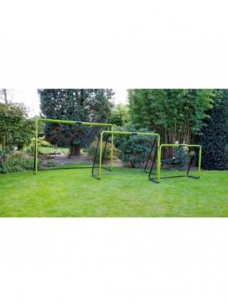 Ворота футбольные стальные EXIT Tempo 240 х 160 см