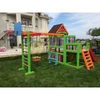 Детский игровой комплекс  МАУГЛИ