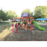Детский игровой комплекс БУРАТИНО