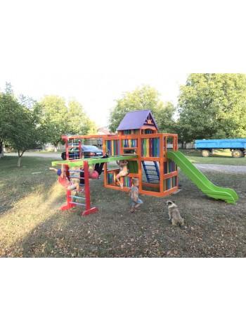 Дитячий ігровий комплекс Буратіно
