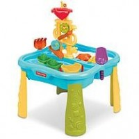 Детская песочница Fisher Price 2 в 1