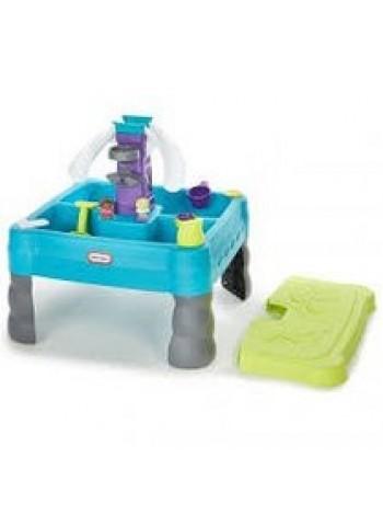 Водный стол - песочница с крышкой Little Tikes