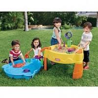 Песочница- столик водный Little Tikes 637780M