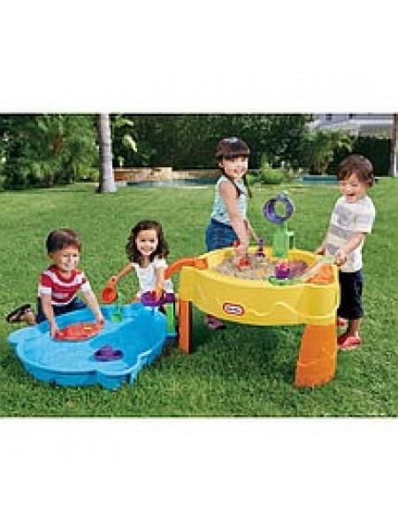 Пісочниця - столик водний Little Tikes 637780M
