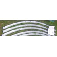 Каркасная труба для батута 426 см