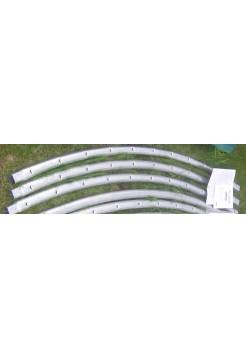 Каркасна труба для батута 426 см
