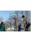 Переносной баскетбольный щит EXIT Galaxy green / black