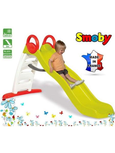 Горка с водным эффектом Smoby 820400 Funny