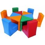 М'які ігрові меблі