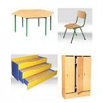 Мебель для садиков и школ