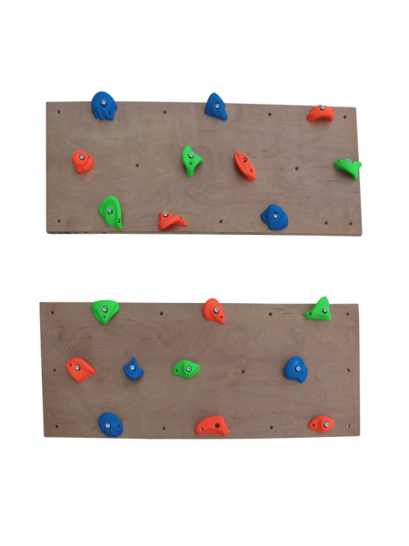 Траверсная стена «Шаги»