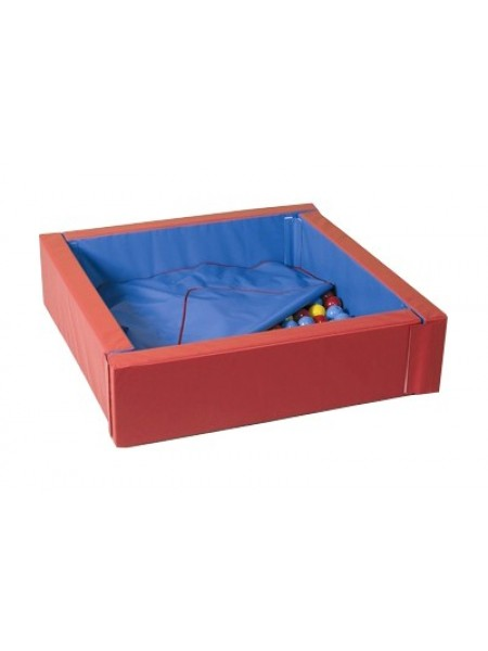 Сухой бассейн с матом 110-110 см Тia-sport