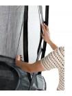 Батут EXIT Elegant Premium 244х427 cm прямоугольный black
