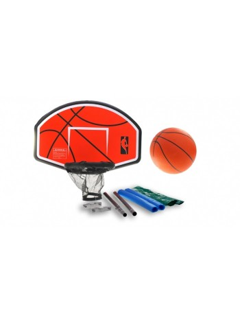 Баскетбольний щит для батута+мячик