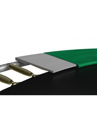 Батут прямоугольный BERG Ultim Favorit 280 с защитной сеткой Comfort