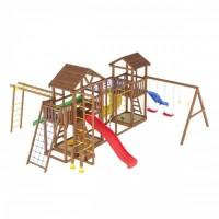 Детская спортивно-игровая площадка Лидер-14