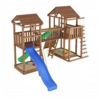 Детская спортивно-игровая площадка Лидер-16