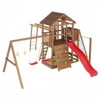 Детская спортивно-игровая площадка Лидер-21