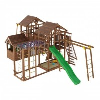 Детская спортивно-игровая площадка Лидер-24