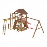 Детская спортивно-игровая площадка Лидер-4