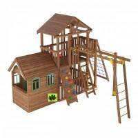 Детская спортивно-игровая площадка Лидер-6