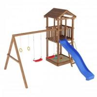 Детская спортивно-игровая площадка Лидер-7