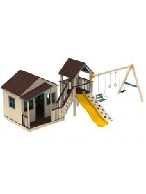 Детский комплекс Home Play, горка 1,2 м 11984