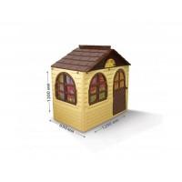 Будиночок дитячий зі шторками 01550