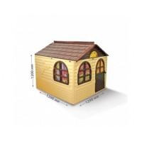 Будиночок дитячий зі шторками 02550