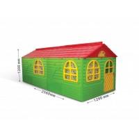 Будиночок дитячий зі шторками 03550