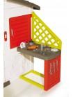 Игровой домик для детей с кухней Smoby 810200