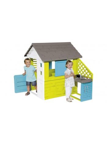 Ігровий будиночок Smoby 810711 Pretty