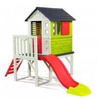 Ігровий будиночок на палях з гіркою 150 см Smoby 810800