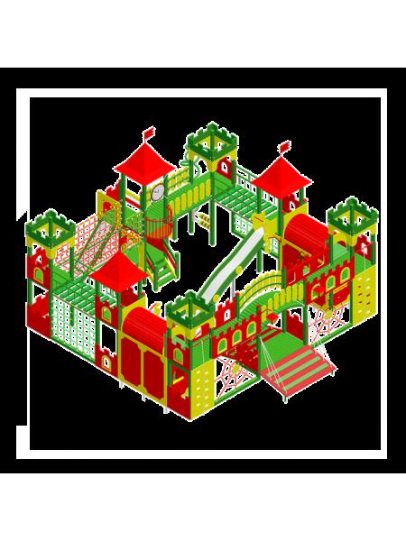 Детская площадка Замок-сундук