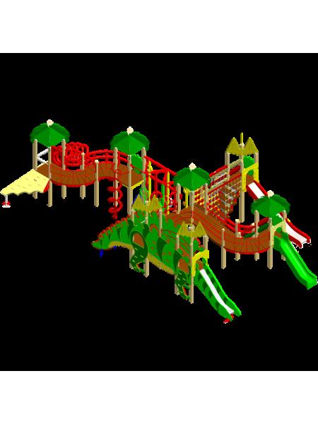 Игровой комплекс Дино